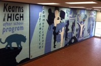 Kearns Junior High Mural
